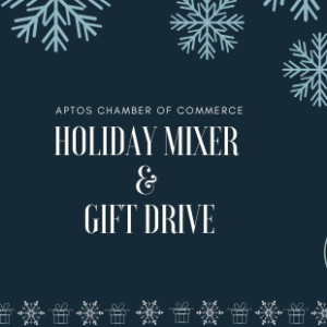 Holiday Mixer & Gift Drive